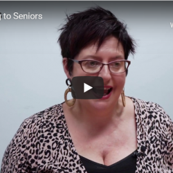 Bronwyn White talks about why we need to market to seniors